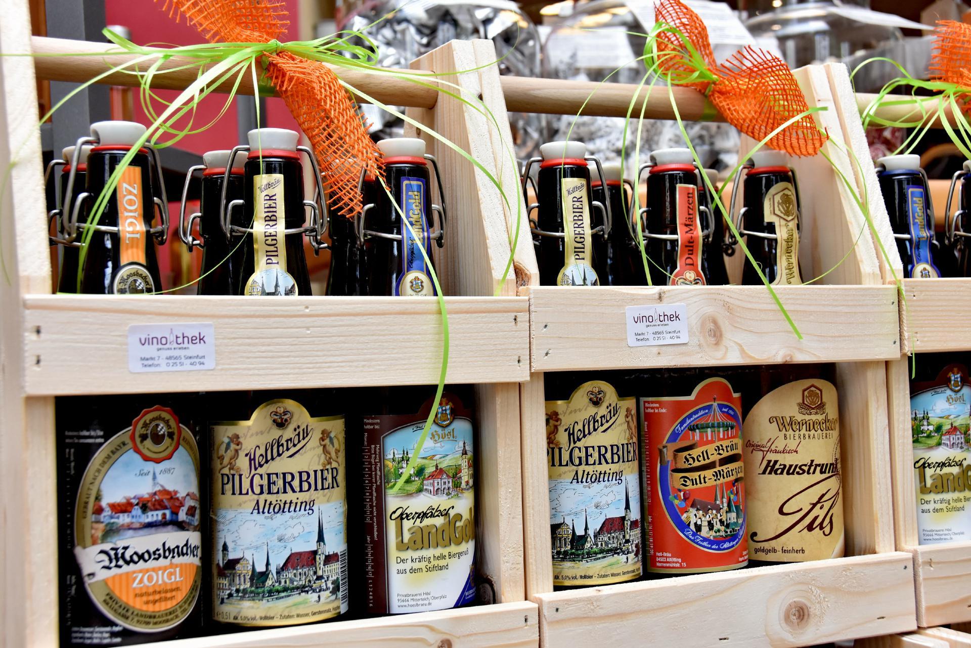 Geschenke Vinothek Steinfurt
